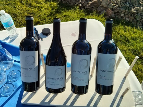 Newly Bottled 2011 Reds