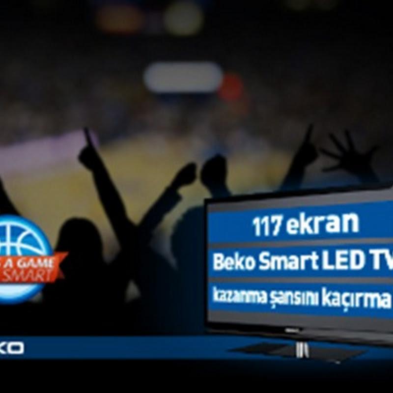 Beko Basketbol Oyunu'nu Oynamayan Kalmasın! Oyun Çok Keyifli, Süper Ödüllü…