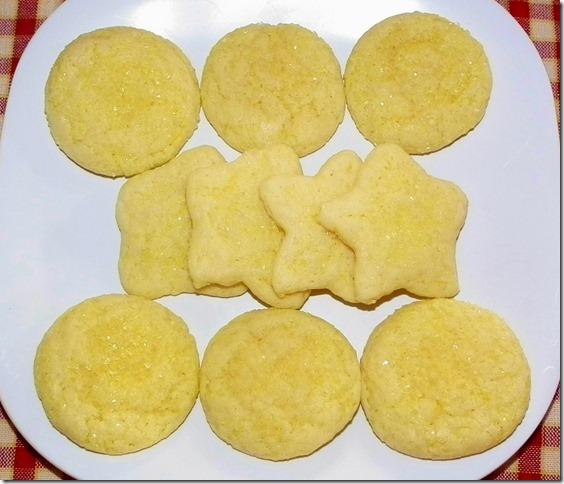 C&H Lemon Sugar Cookies