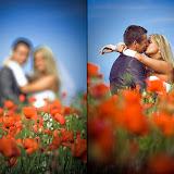 Wolsztyn, zdjęcia ślubne w makach