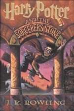 JK Rowling HP 1 and the Sorcerer's Stone