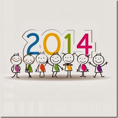 Kartu Ucapan Selamat Tahun Baru-5
