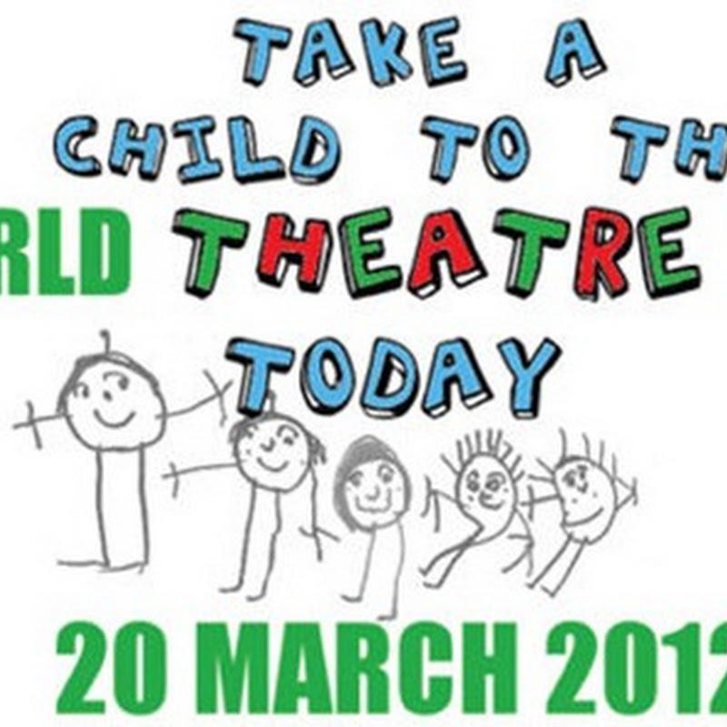 Día Mundial del Teatro Infantil