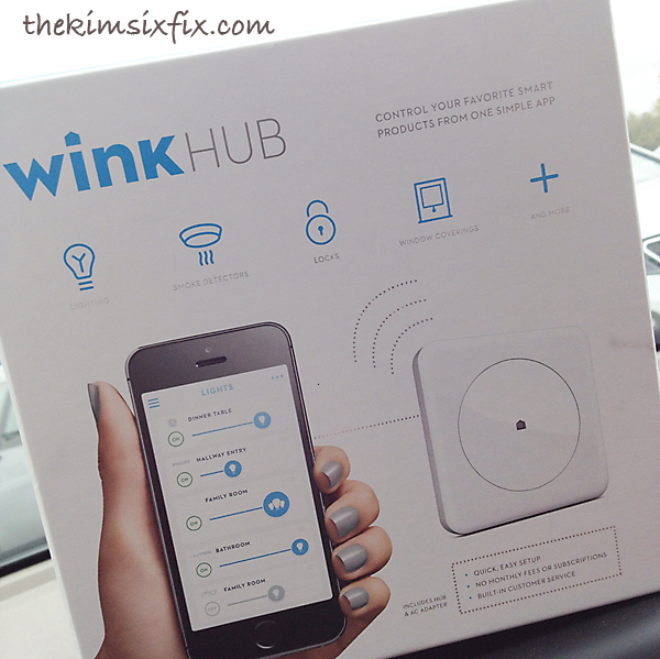 Wink hub