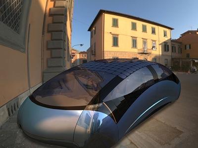 Antro-auto-solar-panel-solar