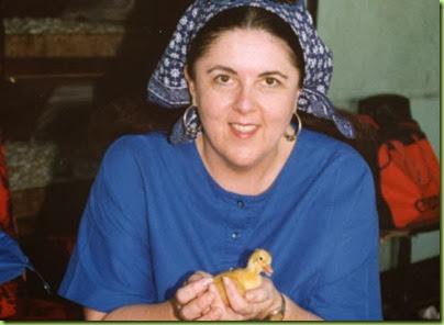 mom stanley ann dunham's duck