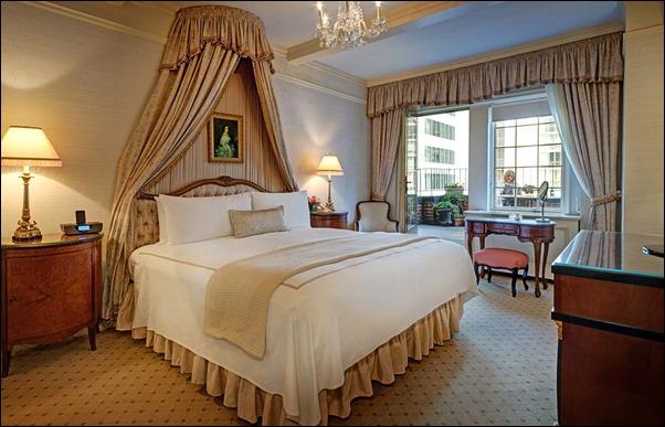 ماريوت باريس غرف