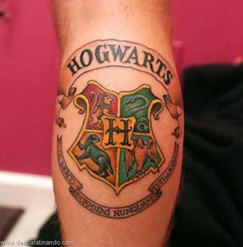 tatuagens harry potter tattoo reliqueas da morte bruxos fan desbaratinando (21)