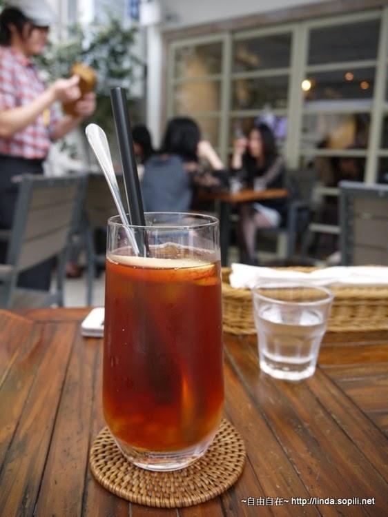 杏桃鬆餅屋-蘋果水果茶