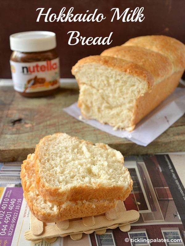 Eggless White Sandwich Bread