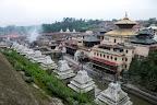 Vue d'ensemble de Pashupatinath