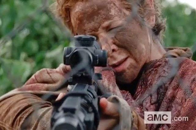The Walking Dead (Crítica 5x01-2) No Sanctuary