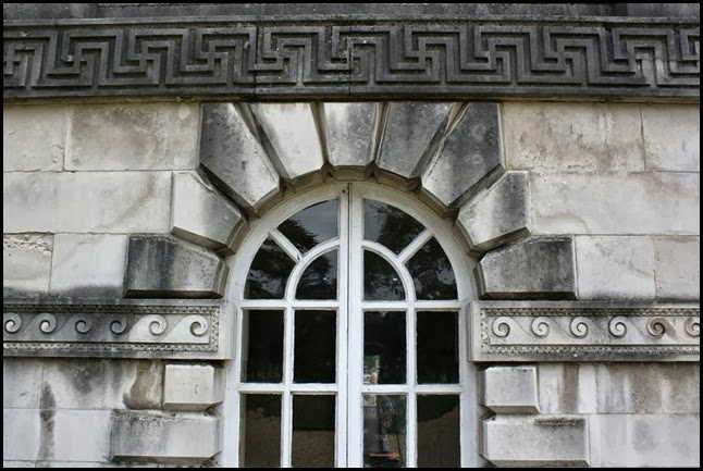 Detail Chsiwick House