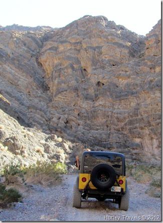 Echo Canyon and Ole Yeller