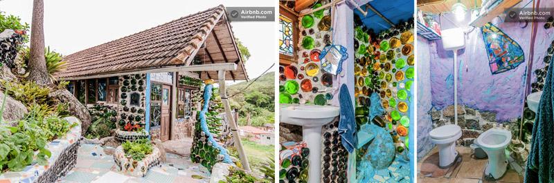 Бунгало в стиле Гауди, Бразилия