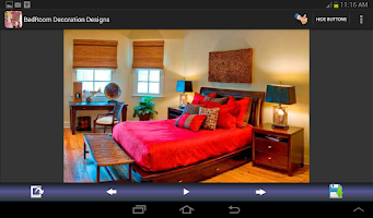 Screenshot of Bedroom Decoration Designs