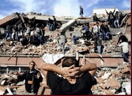 Iran Di Goncang Gempa 8 Skala Ritcher Korban