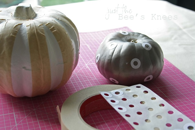 taped pumpkins3 copy