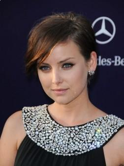 Short Brunette Haircuts 2012
