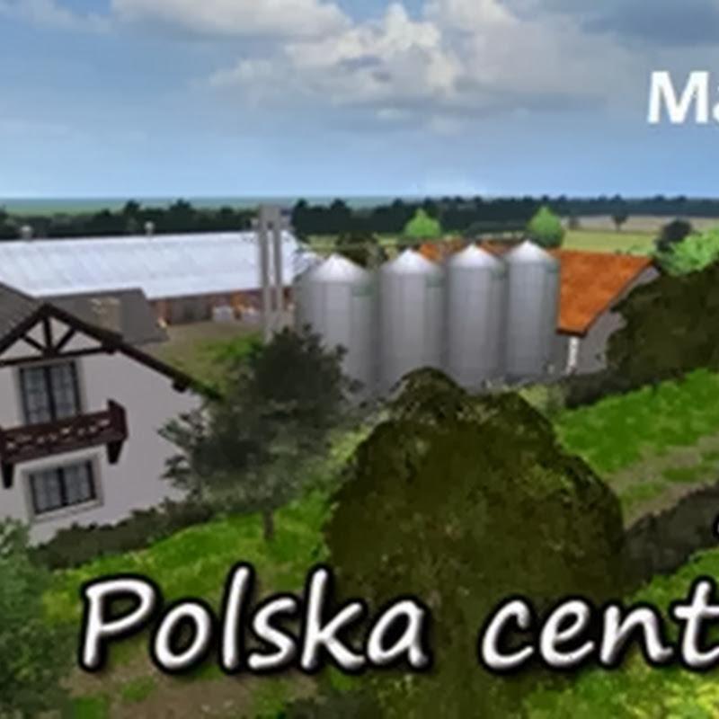 Farming simulator 2013 - Polska centralna 2013 v 1.0