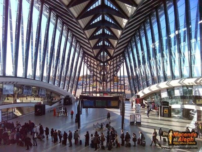Aeropuerto Lyon al centro 2