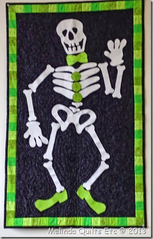 1013 Skeleton