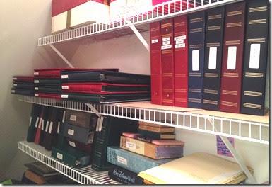 organized albums b