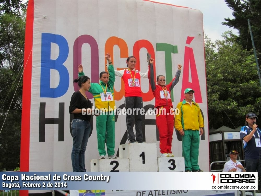 Cross Country 2014 bogota