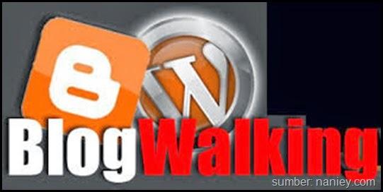 blogwalking gempak