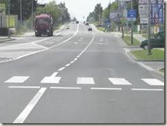 Estrada de Rzeszów para Cracóvia