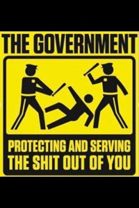 Government protect serve
