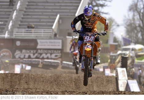 'Roczen - Practice' photo (c) 2013, Shawn Kirton - license: https://creativecommons.org/licenses/by/2.0/