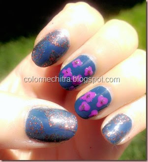 Chitra Pal Sinfulolors Nail Art for Collage (32)