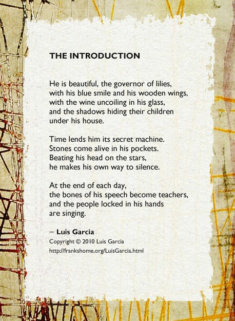 Garcia,Luis