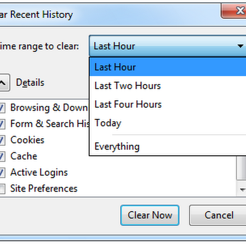 Automatically Delete Firefox History Older Than X Days