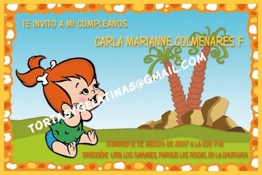 Pebbles picapiedra - Imagui