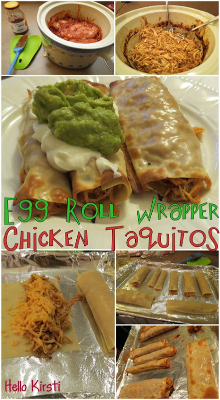 HK-Chicken Taquitos