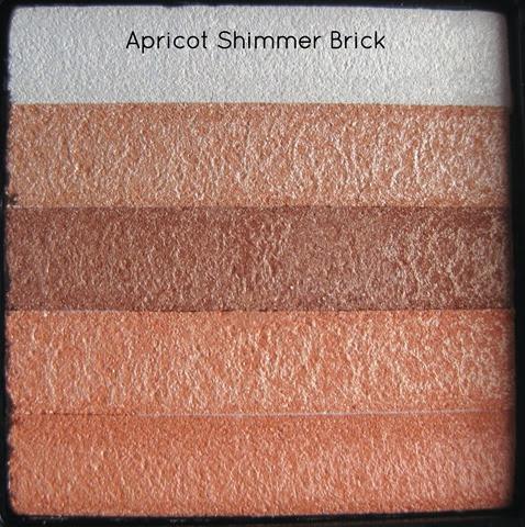 Bobbi-Brown-Apricot-Shimmer-Brick-Nectar Nude