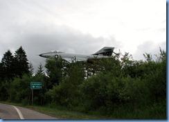 2697 Minnesota Hwy 2 East - Proctor F-101 Jet Memorial