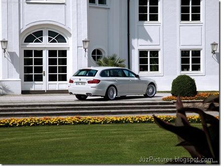 Alpina BMW B5 Bi-Turbo Touring4