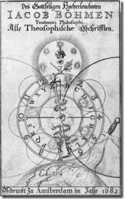 Jacob Boehme. Theosophische