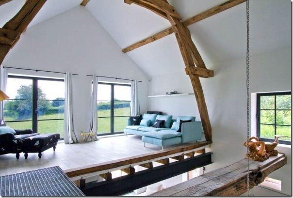 case e interni - Borgogna - rustico - moderno (8)