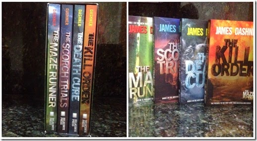 maze runner blog collage