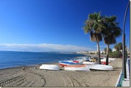 Playa La Rada -x