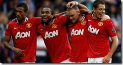 Manchester United victoria