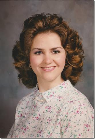Denise at 20