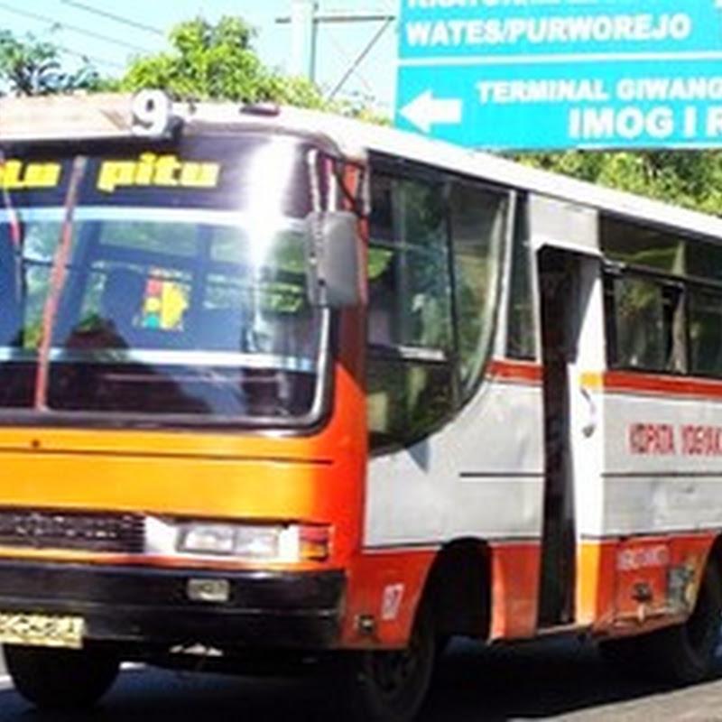 6 Hal yang di benci saat naik Bus Ekonomi