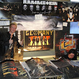 rammstein merchandise in Toronto, Ontario, Canada