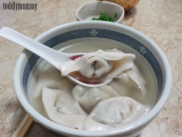 Shanghainese wonton 11