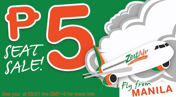 EDnything_ZestAir P5 Seat Sale 01